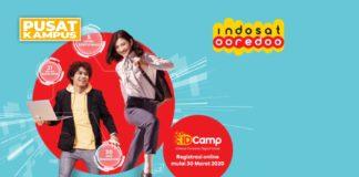 Beasiswa Ooredo Digital Camp 2020, Belajar Coding Gratis