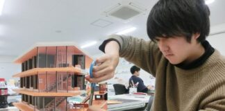 Calon Mahasiswa Jurusan Desain Interior